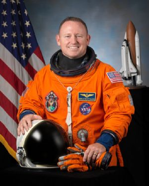 "NASA Astronaut Barry E. ""Butch"" Wilmore Portrait"